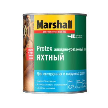 Лак Marshall Protex Яхтный п/мат 2,5л