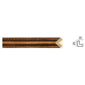 C1025-1084/Угол (25х25х2400)/45, шт