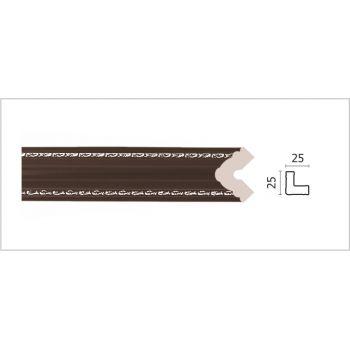 C1025-39S/Угол (25х25х2400)/45, шт