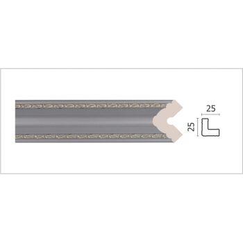 C1025-42G/Угол (25х25х2400)/45, шт