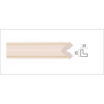 C1025-62G/Угол (25х25х2400)/45, шт