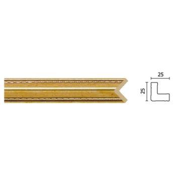 C1025-933/Угол (25х25х2400)/45, шт