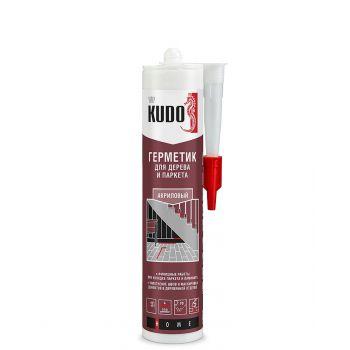 KUDO герметик акрил. для дерева и паркета бук KSK 314 (280мл/6)